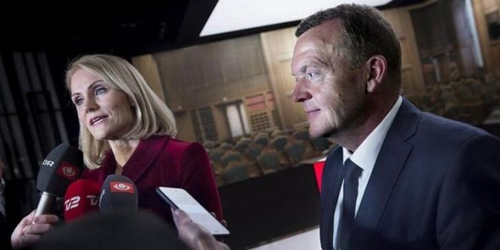 Danimarka'da seçimleri aşırı sağ kazandı