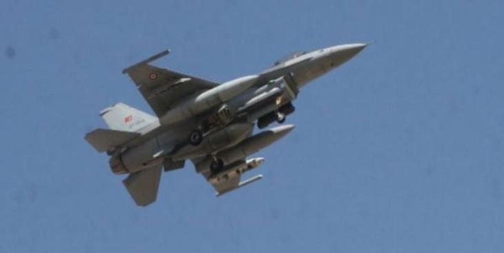 TSK uçakları, Medya Savunma Alanları'nı bombaladı