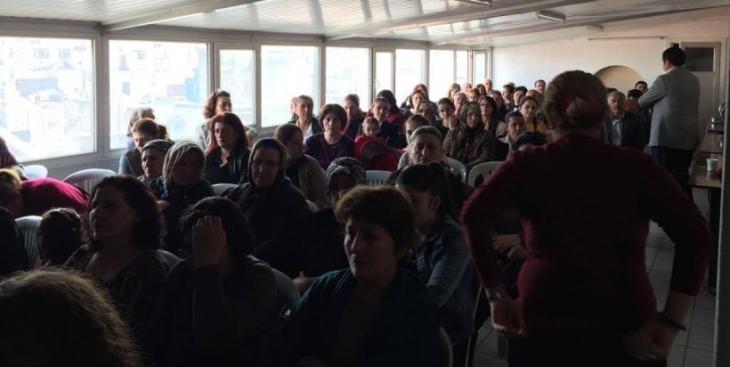 Kadınlar Kayseri Hacı Bektaş Veli Derneği'nin etkinliğinde buluştu