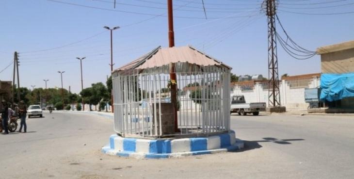IŞİD'den geriye 'cehennem kafesleri' kaldı