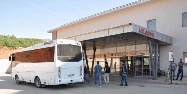 Dersim'de 7 kişi gözaltına alındı