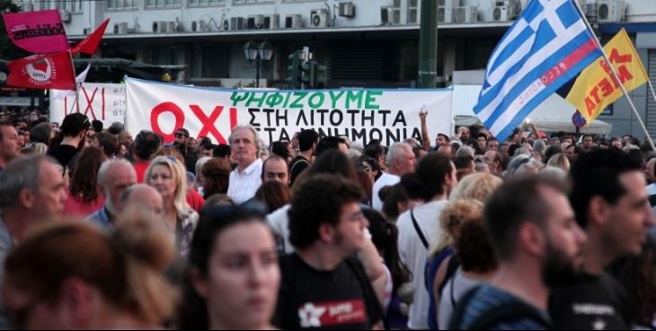 Troyka'dan Yunanistan'ın son teklifine ret