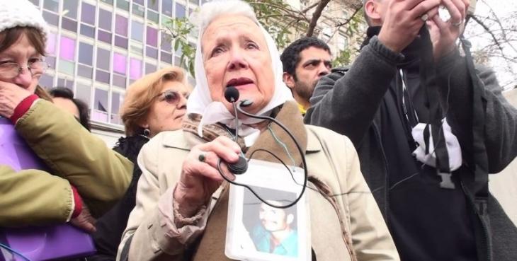 Arjantinli annelerden Suruç Katliamı'na tepki