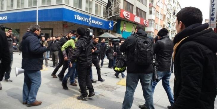İstanbul'da 18 kişiye Newroz tutuklaması