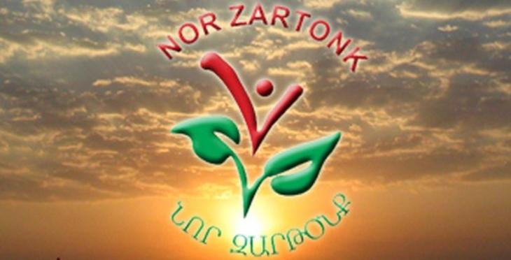 Nor Zartonk: Soykırım AKP eliyle güçleniyor