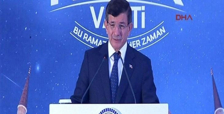 Davutoğlu'dan 'sınır ötesi' açıklaması: TSK müteyakkızdır