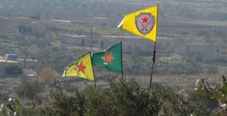 Hükümet, YPG'nin Fırat'ın batısına geçtiğini yeni tespit etti!