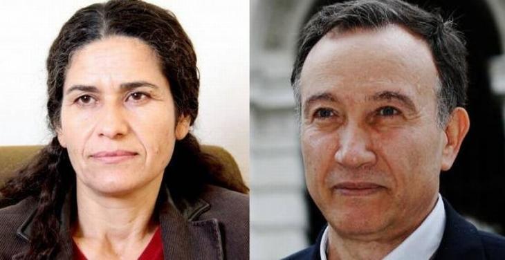 Demokratik Suriye Meclisi eş başkanları seçildi