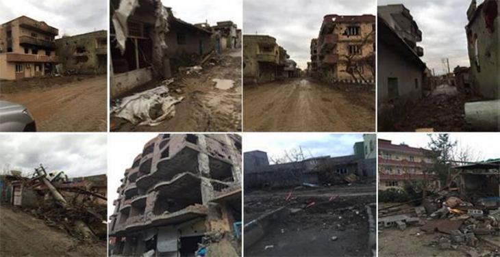 Cizre'de üçüncü bodrumda 1 kişi daha yaşamını yitirdi: Aileler binaya yürüyecek