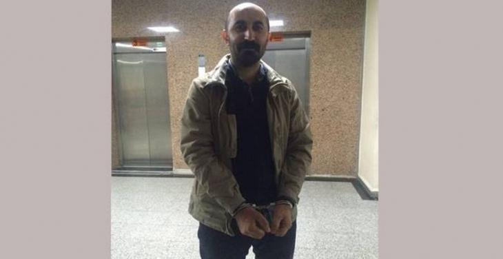 Gazeteci Nazım Daştan tutuklandı