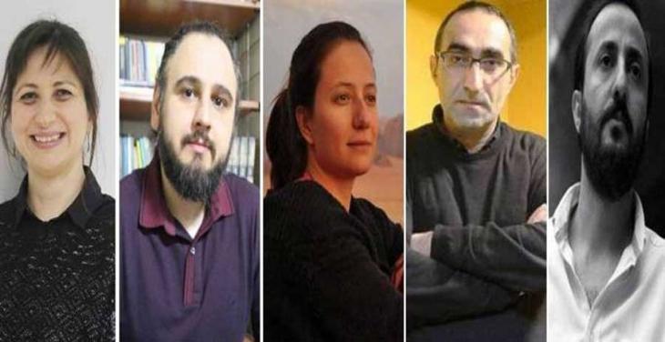11 DİHA muhabiri tutuklu: Karanlık bastırmadan kenetlenmeli!