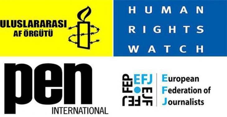 26 uluslararası kuruluştan çağrı: OHAL kaldırılmalı