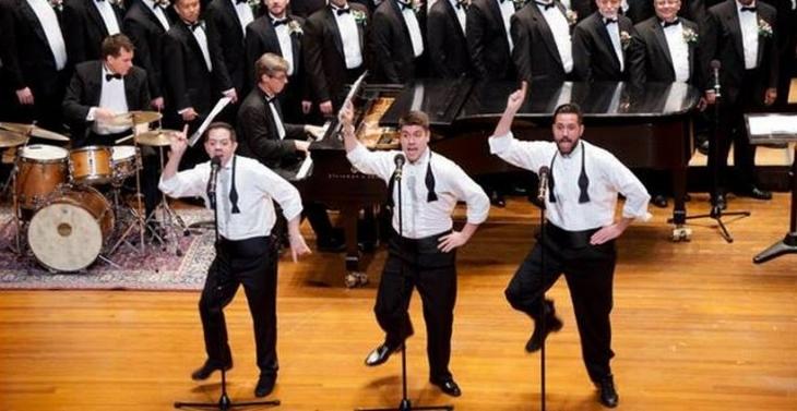 Boston Gay Men's Chorus Boğaziçi Üniversitesi'ne geliyor