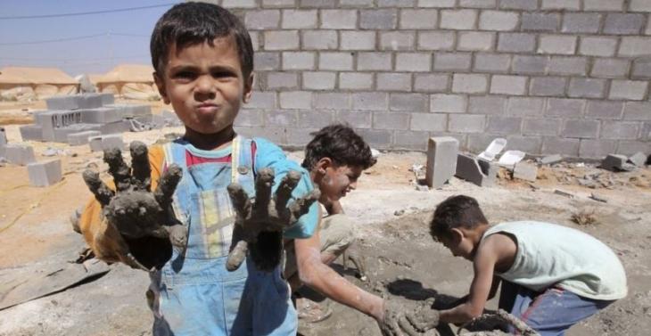 Suriyeli mülteci çocuk emeği sömürüsü artıyor