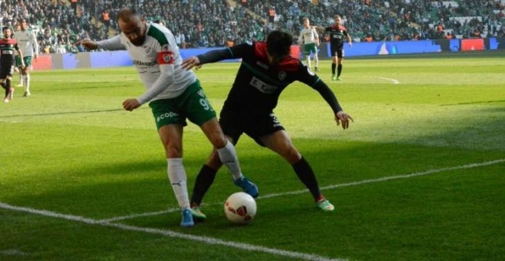 Amedspor, Bursaspor'u 2-1 yenerek çeyrek finale yükseldi