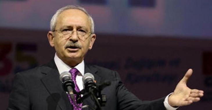 Kılıçdaroğlu, MYK'yı belirledi