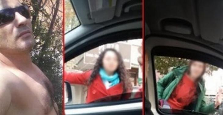 Ankara'daki tacizci, sosyal medya baskısıyla yakalandı