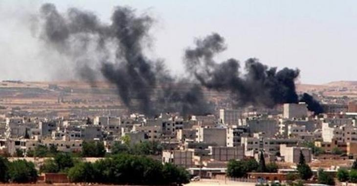 5 YPG/YPJ'linin cenazesi Urfa'ya getirildi