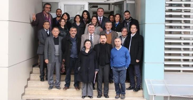 Adana'da akademisyenler ifade verdi