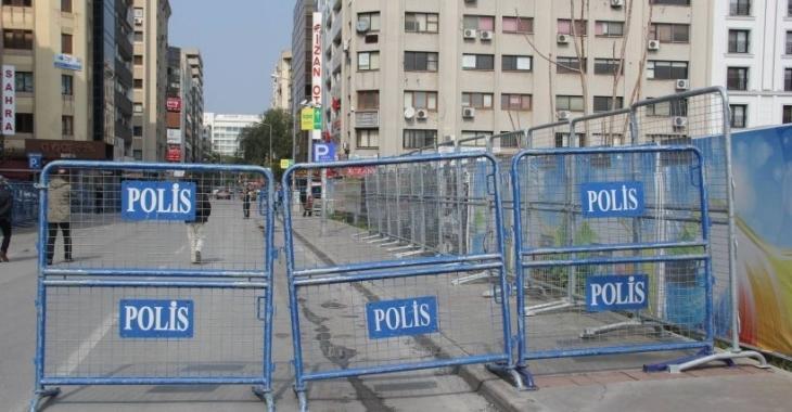 İzmir'de Newroz öncesi 21 gözaltı