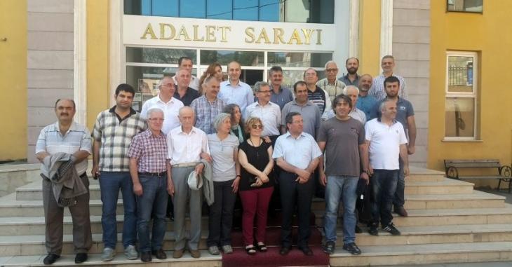 Cerattepe için Türkiye'nin en büyük çevre davası açıldı