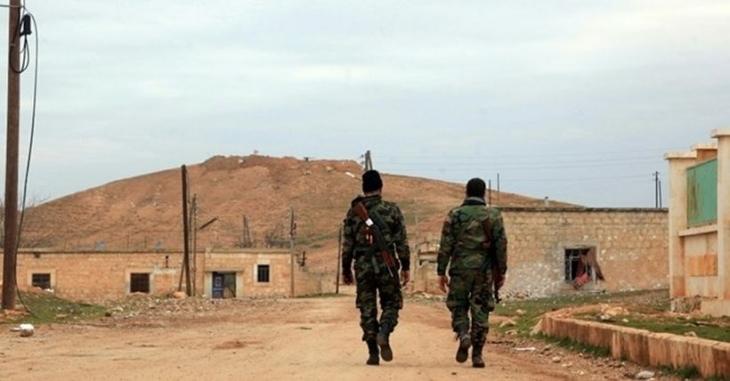 Halep'in doğusunda 30 IŞİD'li öldürüldü