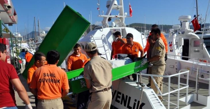Batan teknede 6 mülteci yaşamını yitirdi