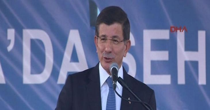 Davutoğlu: Koalisyon çalışmalarına haftaya başlayacağız