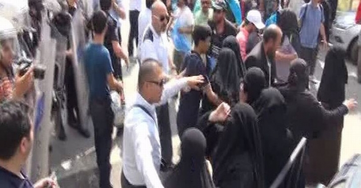 Emniyet: Tayland Fahri Konsolosluğu'na saldırıda 9 gözaltı