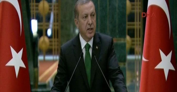 Erdoğan: Doğu Türkistan haberleri yalan