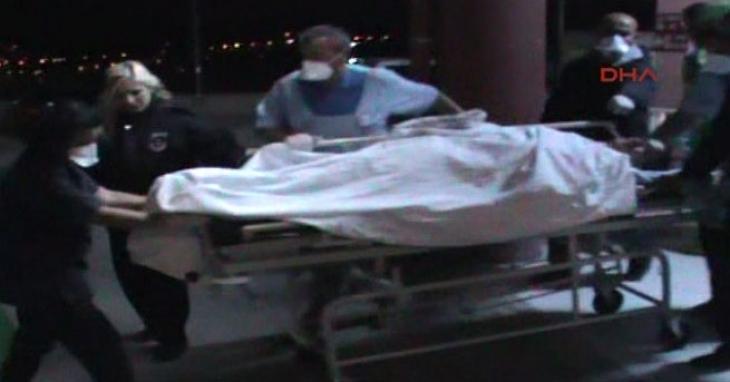 Gübre fabrikasında patlama: 1 işçi öldü