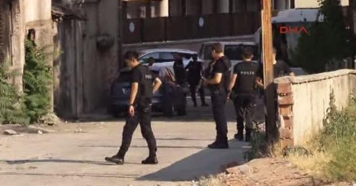 Ankara Hacı Bayram Mahallesi'ne IŞİD operasyonu:15 gözaltı