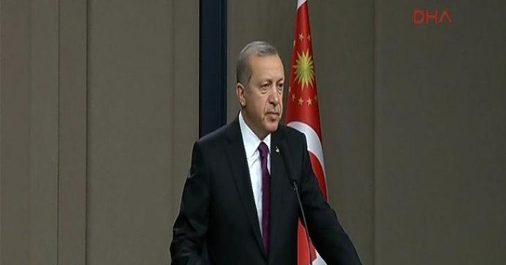 Erdoğan itiraf etti: Çözüm süreci seçimde karşılığını bulmadı