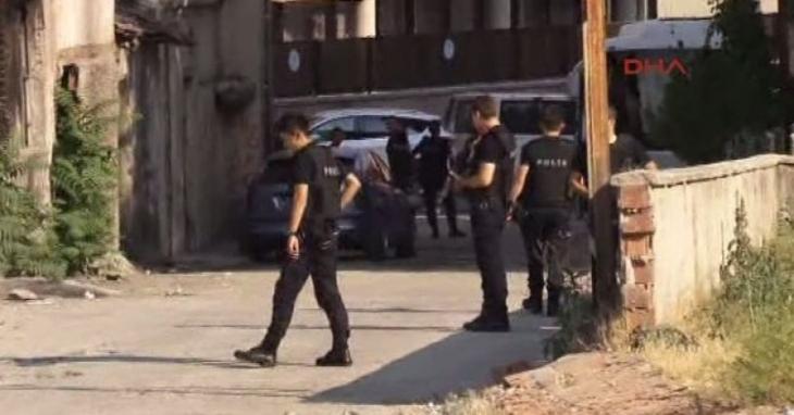 IŞİD'liler savcılığa çıkartılmadan serbest bırakıldı