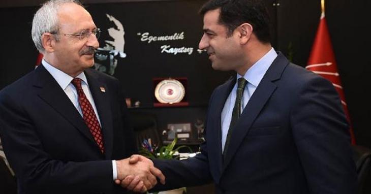CHP ile HDP görüşmesi sona erdi