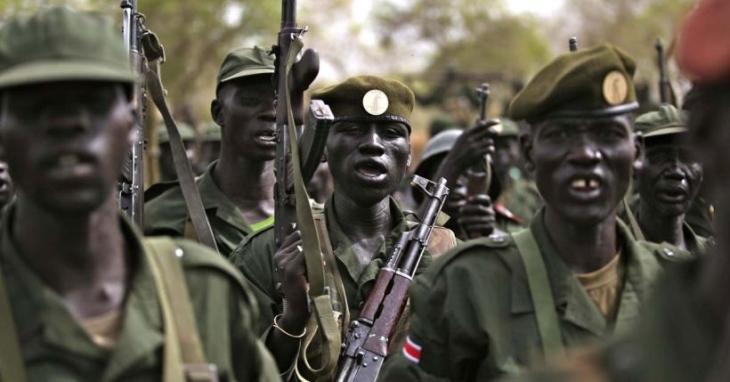 BM raporu: Güney Sudan'da askere tecavüz izni verildi