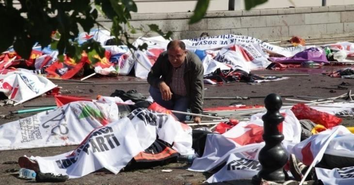 Ankara Katliamı faili Elazığ'da yakalandı