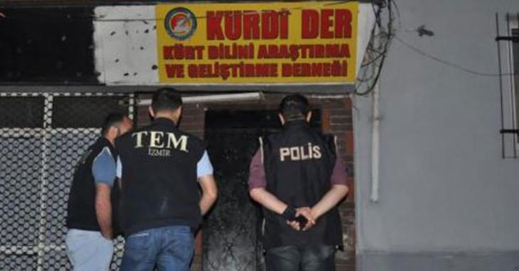 İzmir ve Aydın'da baskınlar: 5 gözaltı