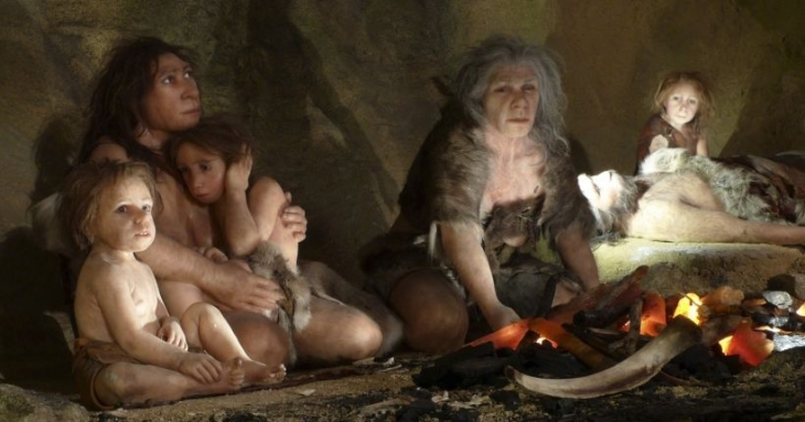 Neanderthal-insan karışımı