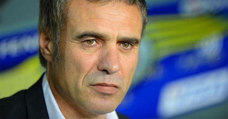Trabzonspor'da Yanal görevi bıraktı