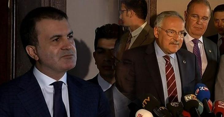 Koalisyon için ilk görüşme 5 saat sürdü: 'İhtimaller yüzde 50/50'