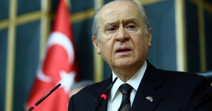 Bahçeli'den 'savaş devam etsin HDP kapatılsın' çağrısı