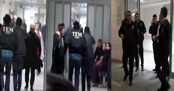 Mersin'de polislerin üzerine ateş açıldı: 1 yaralı