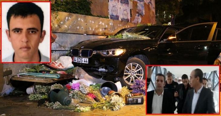 Çiçekçi Mehmet Emin Kaya'nın ölümüne neden olan sürücü 7 yıl hapis cezasına çarptırıldı