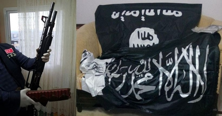 İsveç'te saldırıya hazırlanan IŞİD'li yargı karşısında
