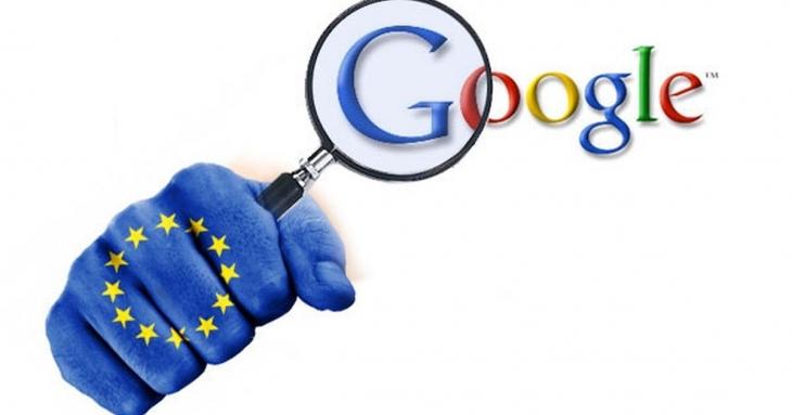 AB'den Google'a 2.42 milyar avro manipülasyon cezası