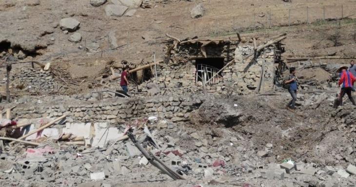 Dışişleri Bakanlığı: Sivil kayıp iddialarına ilişkin inceleme başlatıldı