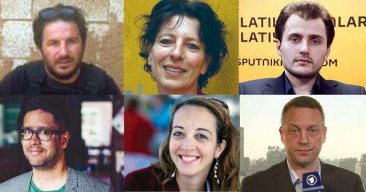 Türkiye, yabancı gazeteciler için de riskli ülke