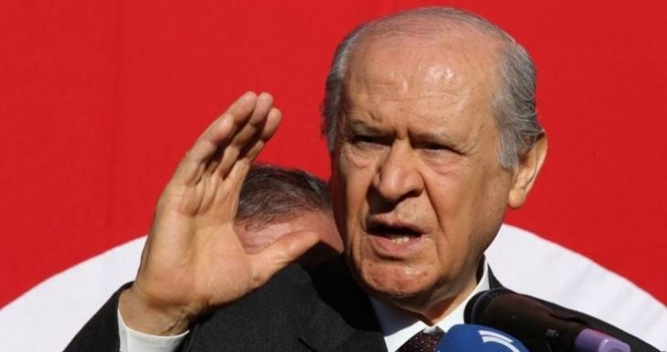 Bahçeli'den Kılıçdaroğlu'ya: 'Koltuk tedarikçisi'