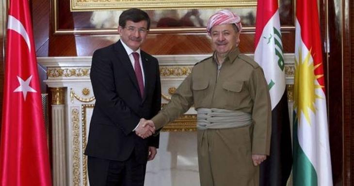 KDP: PKK olmasaydı Türkiye bombalamazdı!